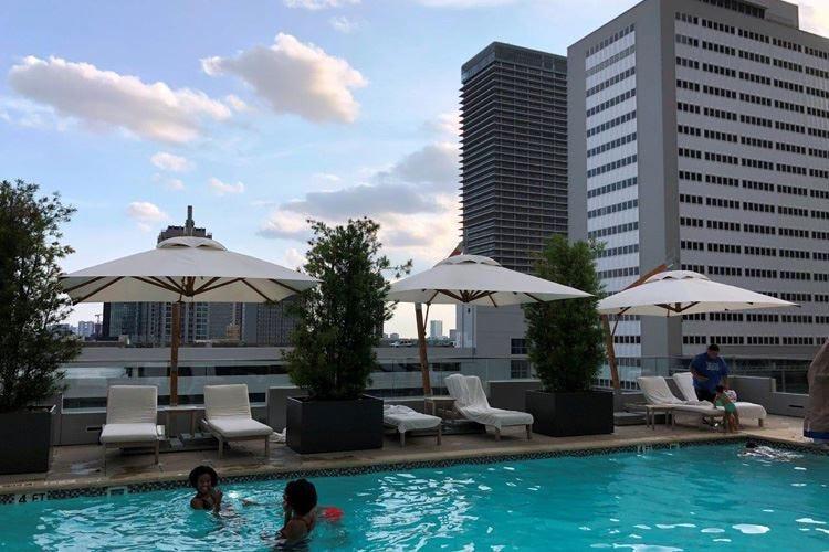 Hotel Alessandra del gruppo Valencia Nuova struttura per visitare Houston