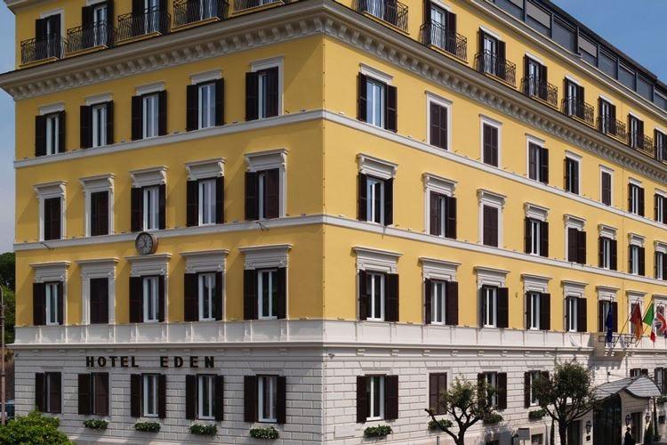 L'Hotel Eden di Roma celebra i suoi primi 130 anni