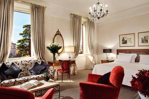 Dorchester group acquista l hotel eden fabio ciervo ai - Hotel eden en roma ...