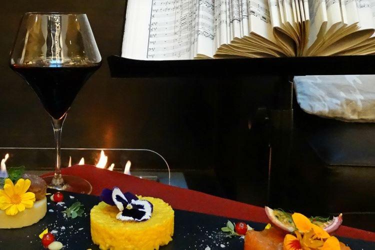 Aperitivi invernali all'Hotel Milano Scala col tocco del cuoco Fabio Castiglioni
