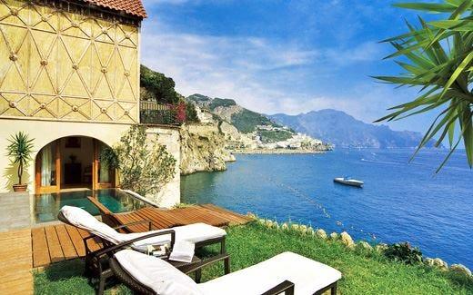 All'esclusivo Hotel Santa Caterina lusso, eleganza e trattamenti di bellezza