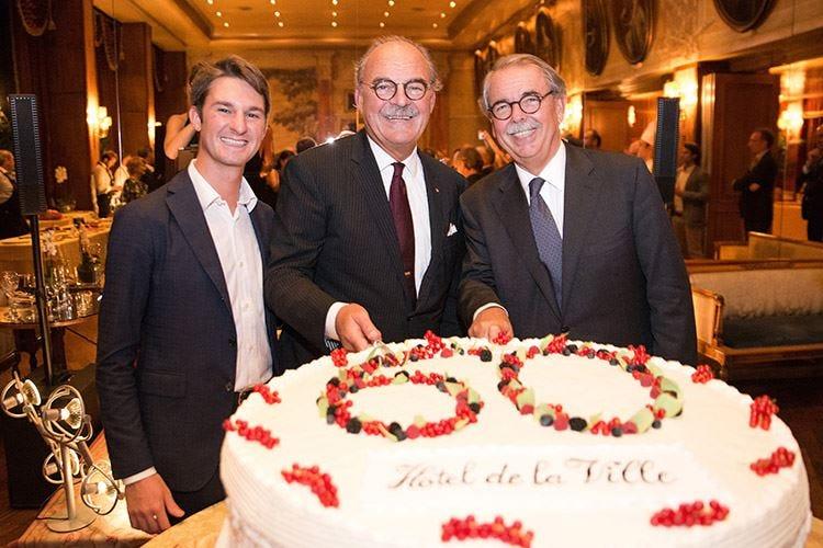 Hotel de la Ville festeggia il 60° e inaugura la cucina in Veranda