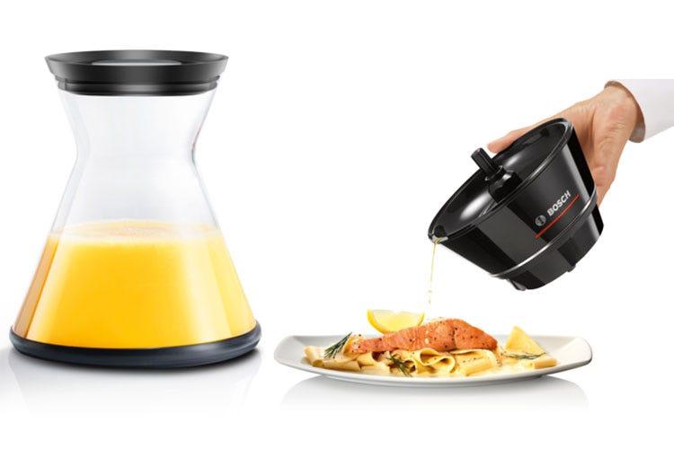 I piccoli elettrodomestici Bosch in tour Un\'alimentazione sana ...