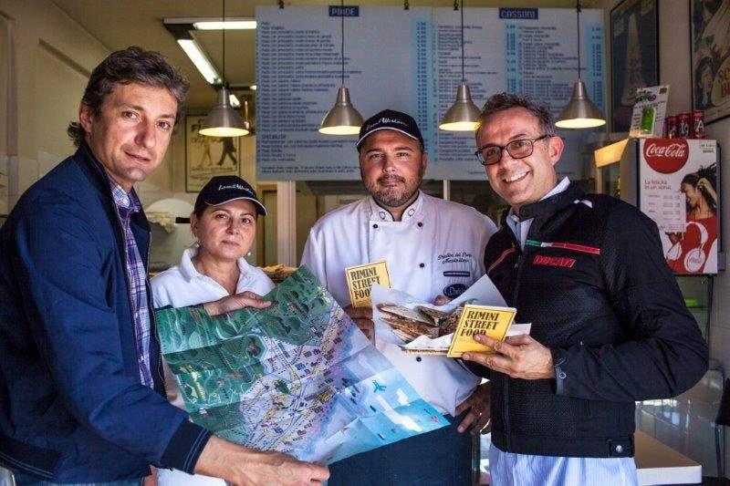 Nasce Rimini Street FoodLa prima guida ai cibi di strada