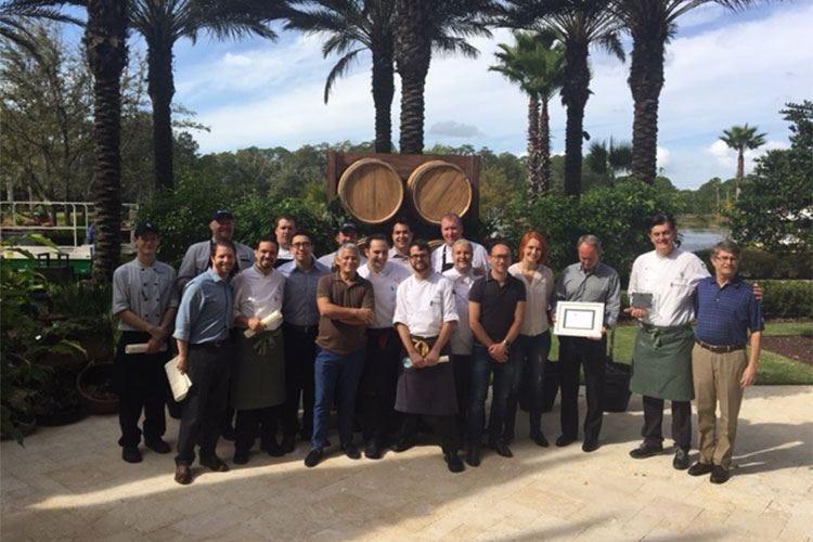 Ifse al Four Seasons di Orlando promuove l'agroalimentare piemontese