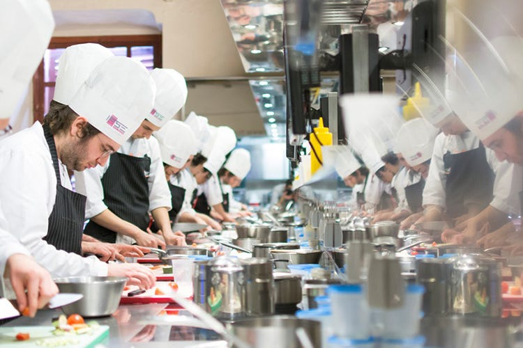 Corsi di cucina a torino le novità per il corsi di cucina