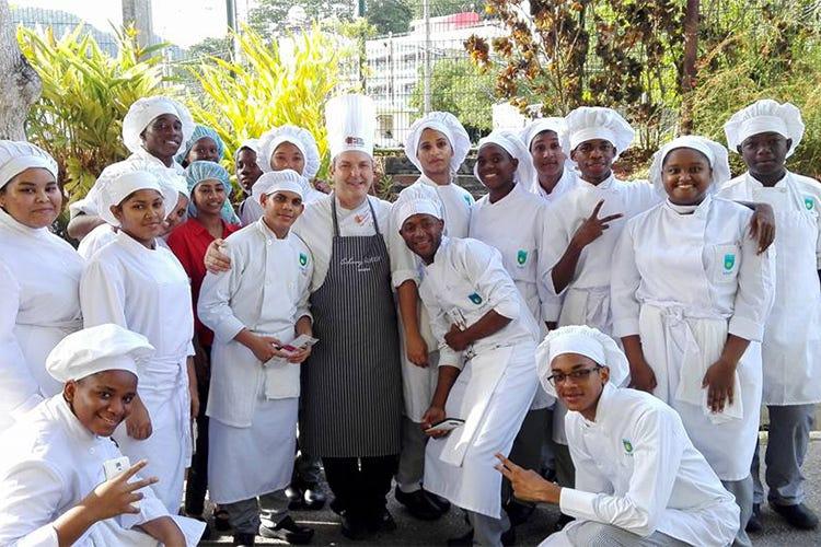 Ifse vola a trinidad e tobago corsi di formazione sulla - La cucina italiana corsi ...