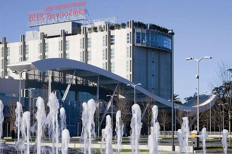 Il Best Western Bhr di Trevisotra i 50 migliori Business hotel