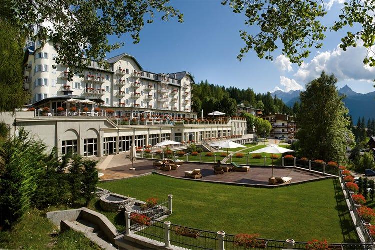 Il Cristallo Resort & Spa a Cortina entra a far parte di The Luxury ...