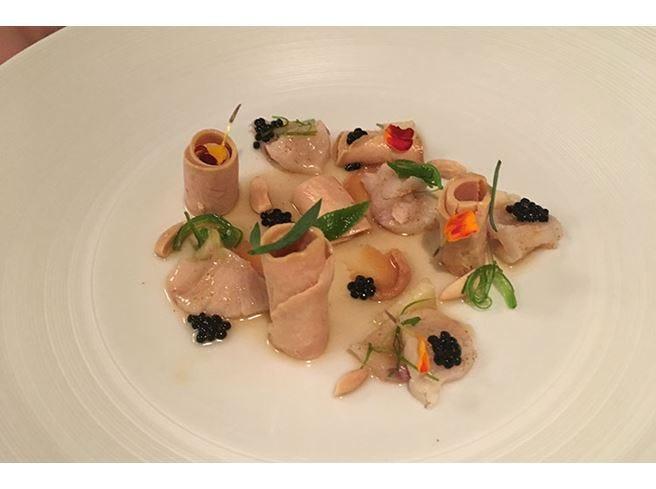Il Pagliaccio cambia cucina e menu  Genovese: «Ora più purezza nei piatti»