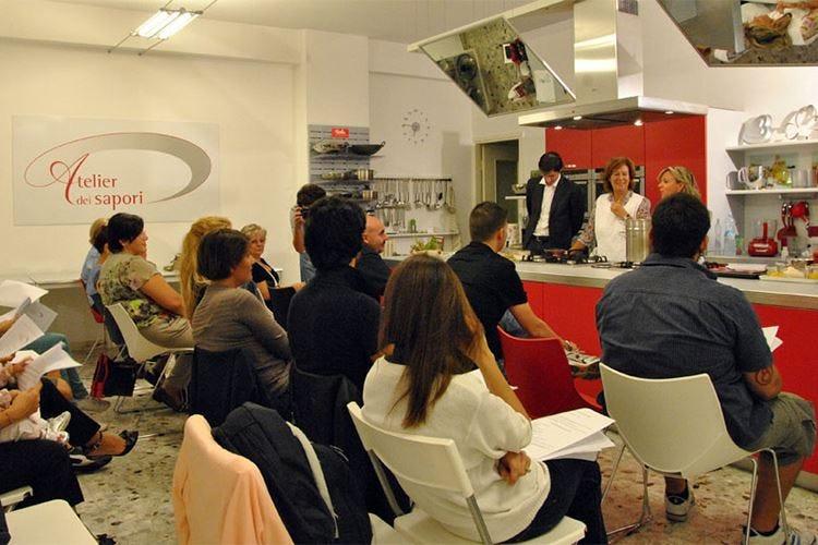 All'Atelier dei Sapori di Milano una lezione dedicata al sale