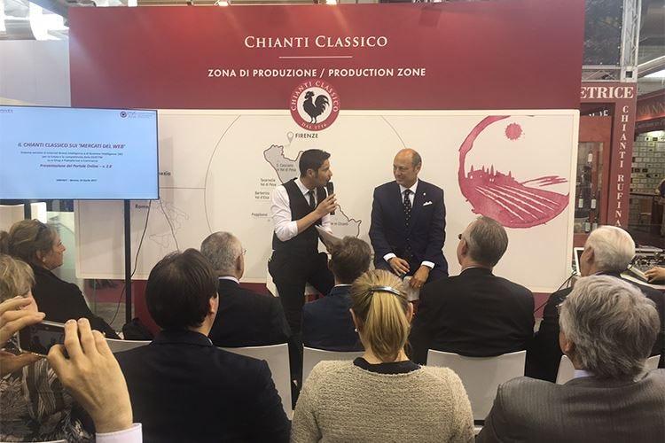 Il vino tra sport, cultura e degustazioni Chianti Classico protagonista a Verona
