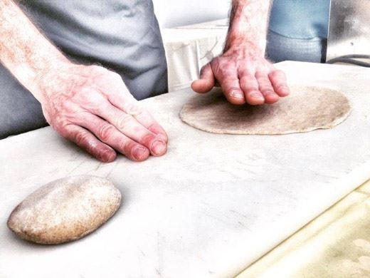 Arcidiacono, pioniere della pizza con antichi grani siciliani
