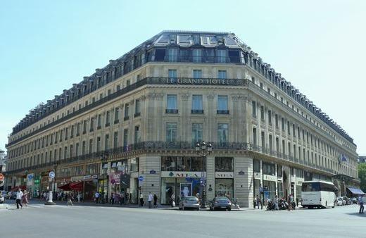 L'InterContinental Paris Le Grand è sinonimo di tradizione francese