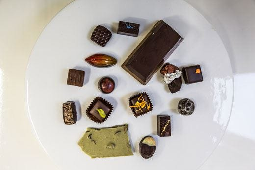 International Chocolate Awards Alla semifinale di Firenze 14 ori italiani