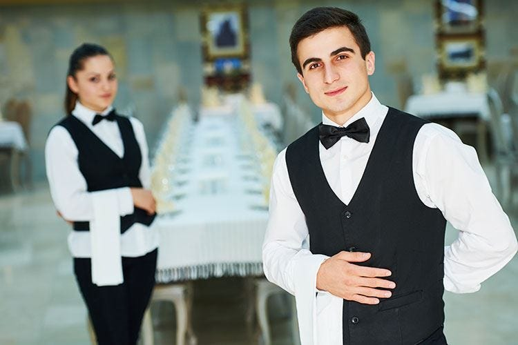 """Investire sul personale Utile ai ristoranti per """"vendersi"""" meglio"""