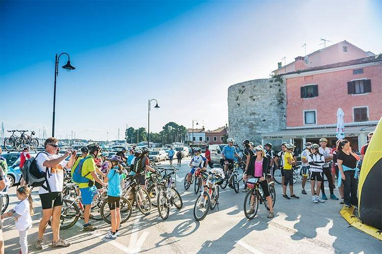 Conoscere l'Istria in bicicletta Un weekend tra sport ed enogastronomia