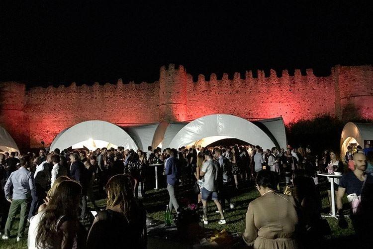 Italia in Rosa e Franciacorta Festival Sempre più giovani tra i wine lovers