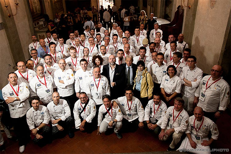 Italian Cuisine in the World Forum Protagonisti i veri artigiani del cibo