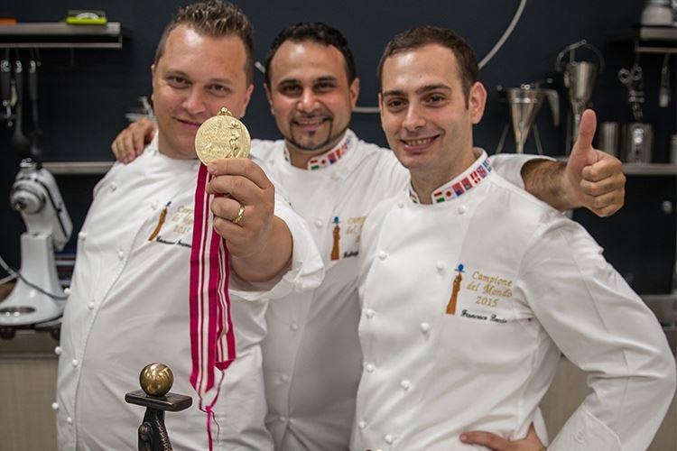 A Tokyo un seminario di pasticceria con i campioni del mondo italiani