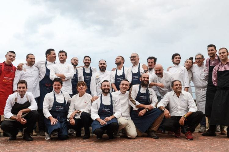 Torna Italian Chef Charity Night 