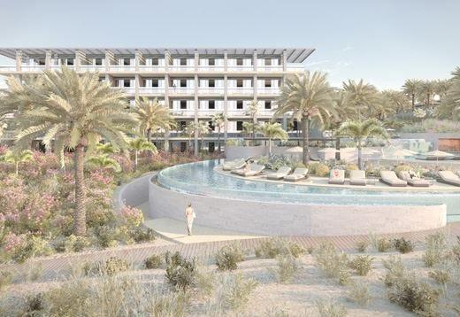 Los Cabos Beach, sulla costa messicana apre un nuovo hotel firmato JW Marriott