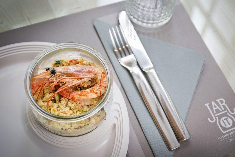 Jarit l alta cucina in un vasetto gusti gourmet alla for Alta cucina italiana