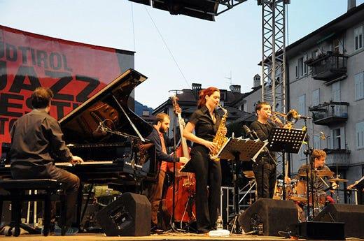 Tutto pronto per il Bolzano Jazz Festival Oltre 100 i musicisti da ...
