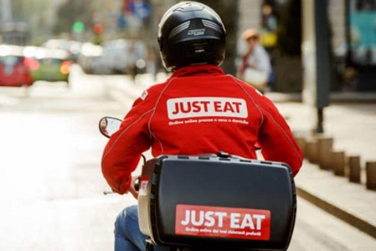Just Eat tutela i suoi rider Kit per difendersi dal coronavirus