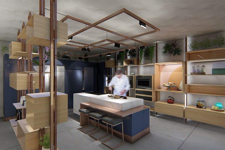 La Home cooking school del futuro? Kustom il progetto vincitore