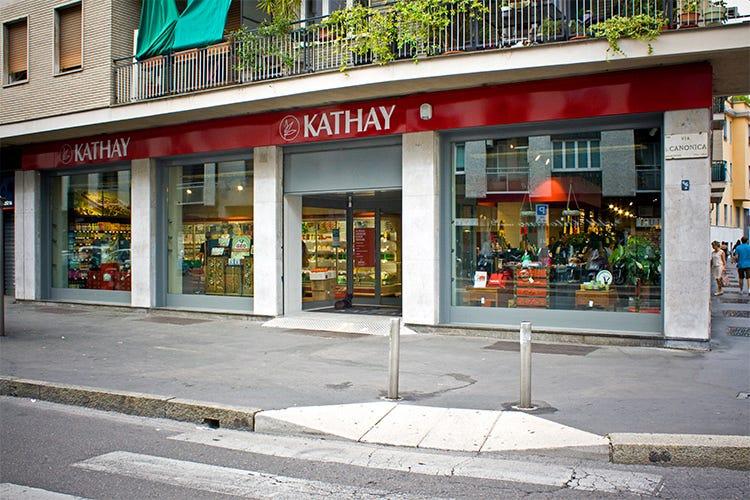 Da Kathay, store multietnico a Milano prodotti bio, spezie e tè da tutto il mondo - Italia a Tavola