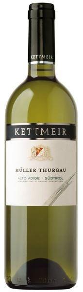 Kettmeir 2012Alto Adige Müller Thurgau Doc