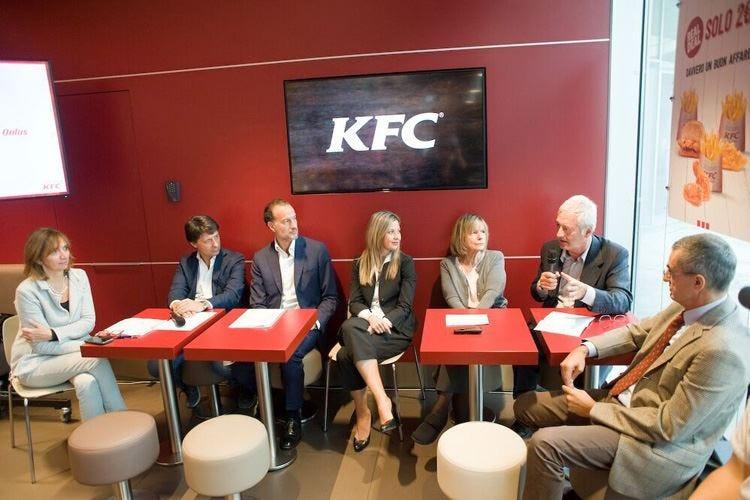 I ristoranti Kfc di Curno e Oriocenter donano le proprie eccedenze alimentari