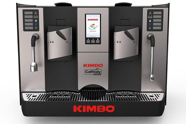 Kimbo nel fuori casa Nuove linee per bar e ristoranti