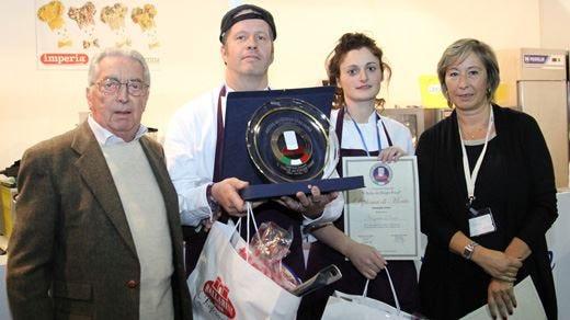 È di Ernst Knam e Angela Lo Russo il miglior <em>finger food</em> d'Italia
