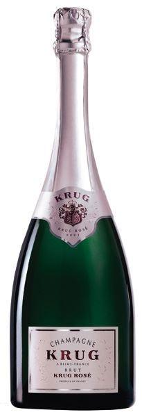 Krug Champagne Rosé