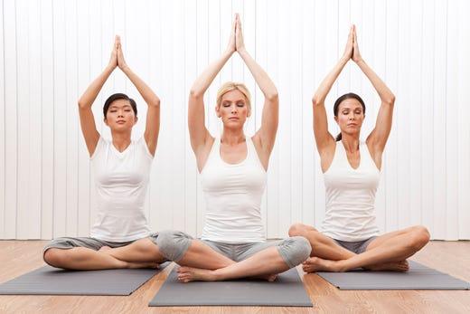 Branca Yoga Coaching Per I Dipendenti Per Un Ambiente