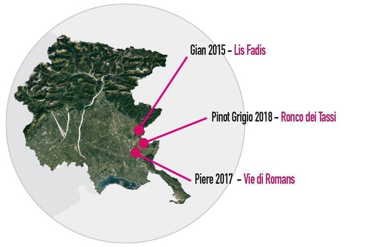 £$L'Italia del vino$£ La continua ricerca del Friuli