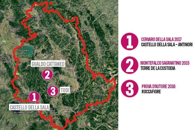 £$L'Italia del vino$£ La storicità dell'Umbria