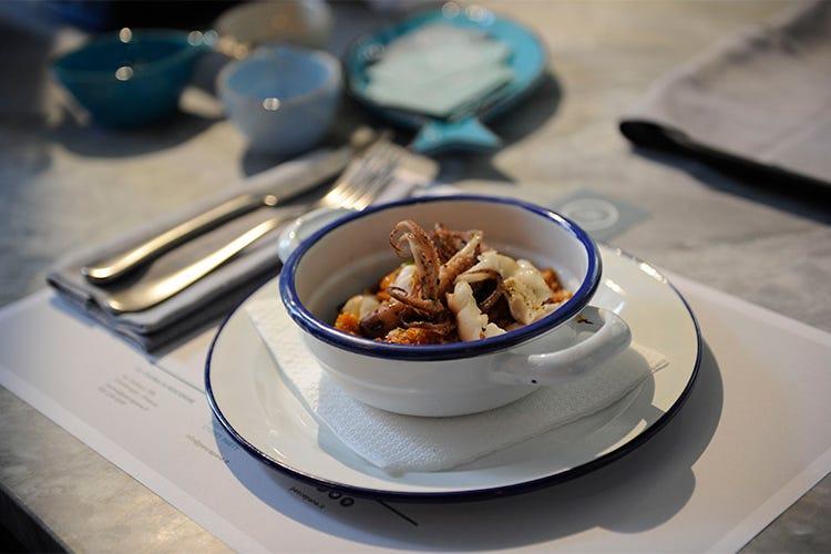 La Cucina di Pescepane apre a Firenze Lo streetfood di mare trova ...