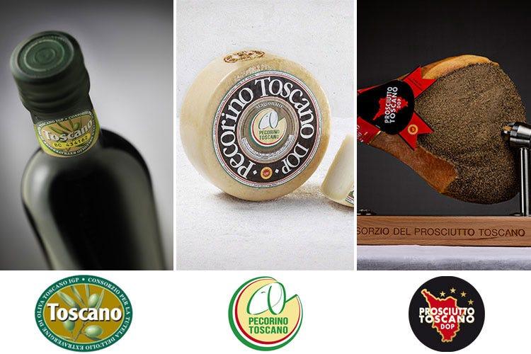 La Toscana Dop-Igp porta in Europa l'eccellenza alimentare certificata