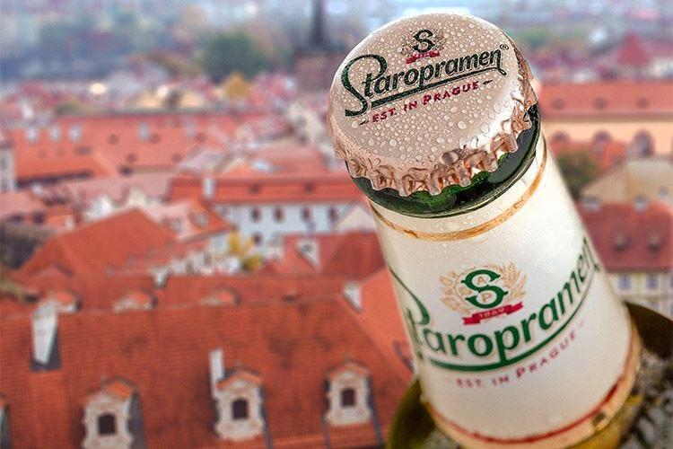 La birra ceca Staropramen entra nella gamma di Interbrau