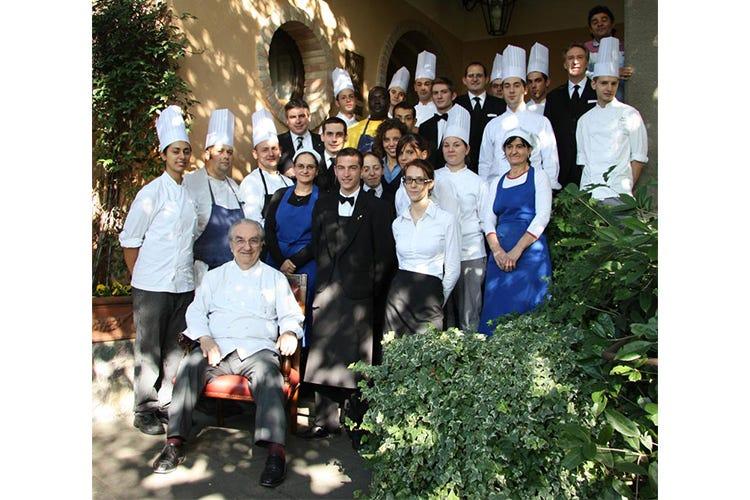 In 50 scatti la vita e l 39 arte di marchesi italia a tavola - Erbusco in tavola 2017 ...