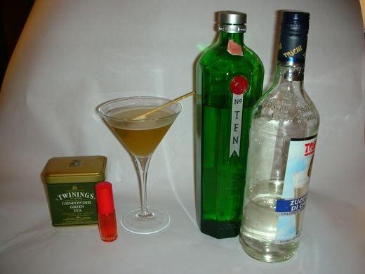 Gunpowder Martini
