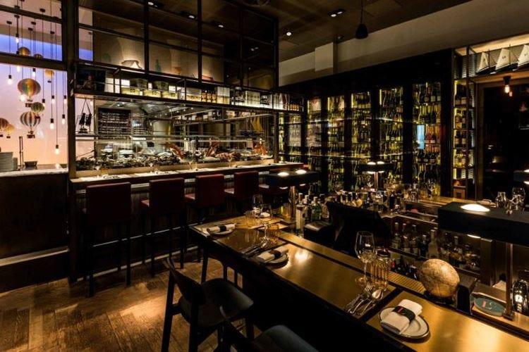Una zona bar e più dehors Il nuovo look di Langosteria Café