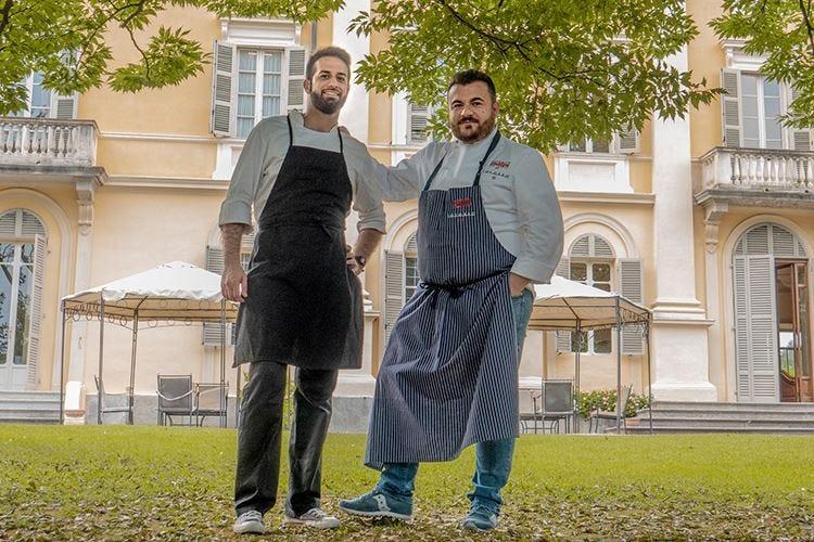 Larossa e Pasqualucci vincono il 7° Sina Chefs' Cup Contest