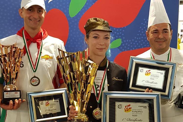 Le 5 Stagioni Agugiaro&Figna a fianco dei campioni della pizza
