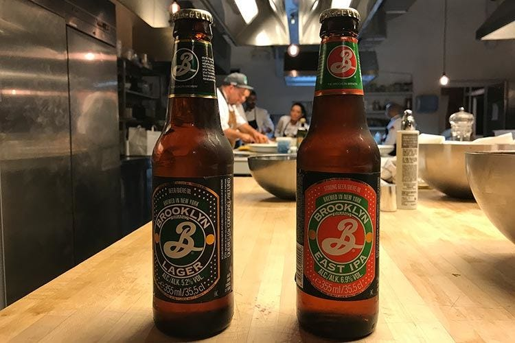 Le birre Brooklyn Brewery nel Belpaese Le distribuisce Carlsberg Italia