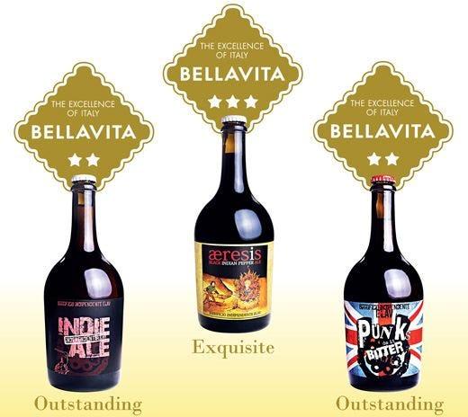 Grande successo per le birre Elav alla fiera Bellavita Expo di Londra