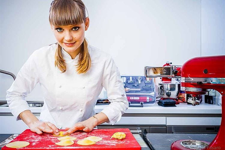 Lezioni di cucina con Alida a Milano Tecniche di cottura e lavorazione